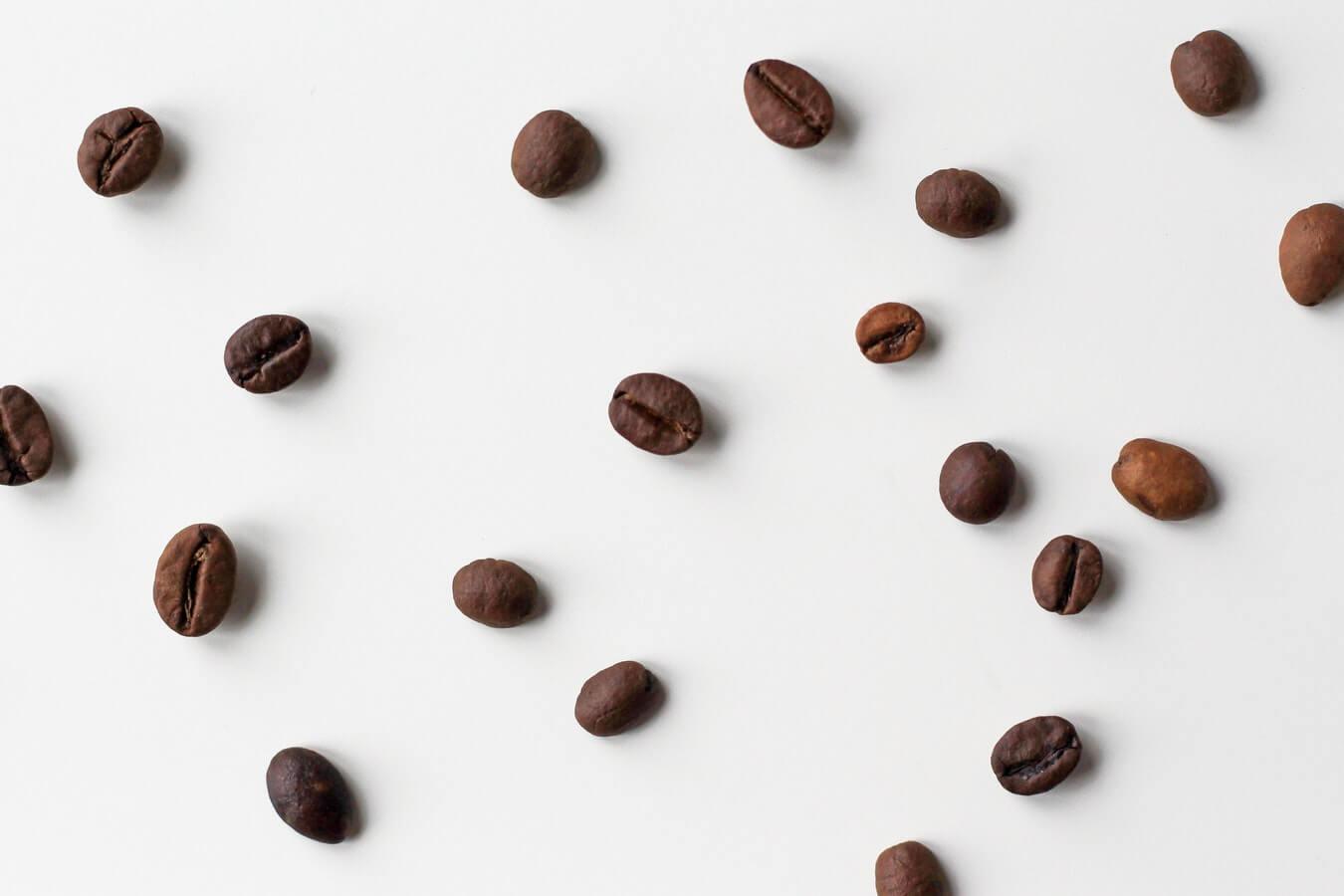 café poids