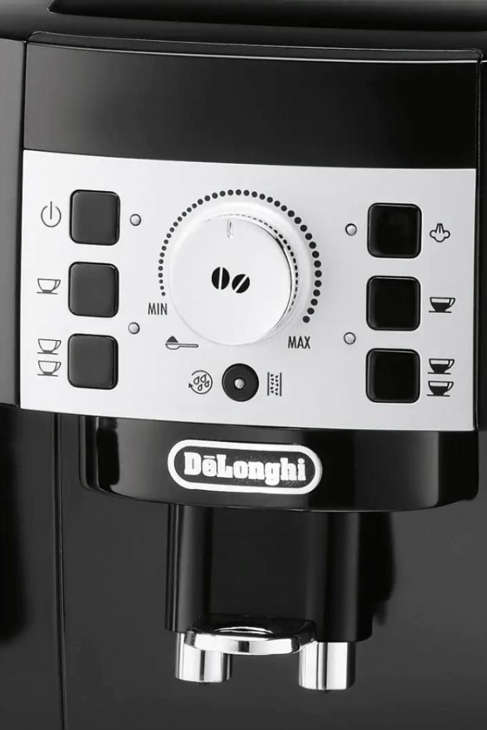 panneau de commande machine à expressoDelonghi Magnifica S ECAM 22.110.B