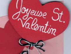 Préparez votre cadeau de Saint Valentin 2010