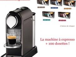 Marchine a Expresso Nespresso Citiz